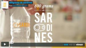 video sardines